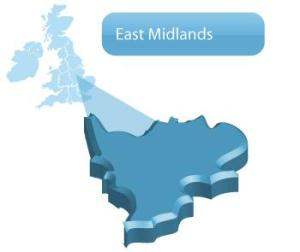 map-east-midlands
